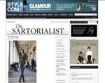 Style.com Sartorialist Photo Blog
