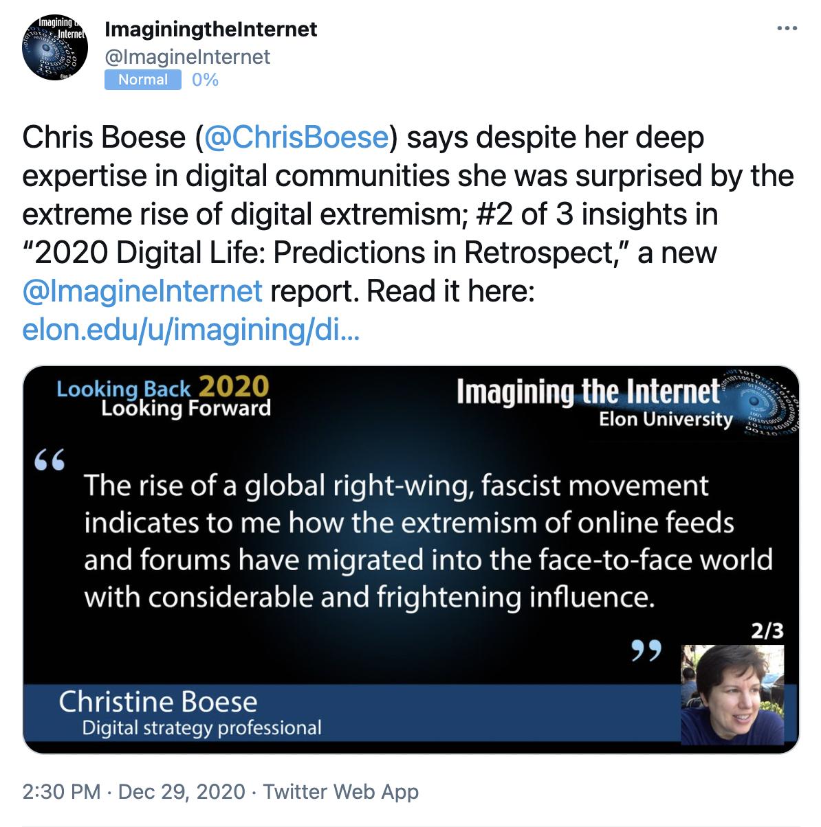 2 of 3 Insight Imagining the Internet