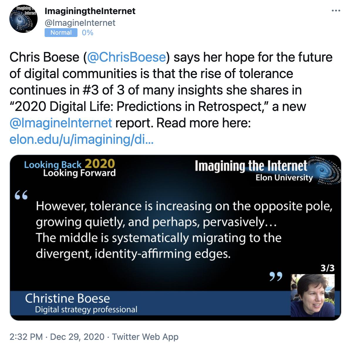 3 of 3 Imagining the Internet